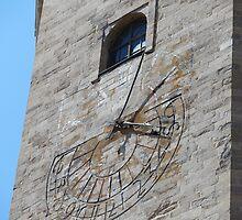 Old Tower sundial by mrivserg