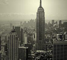 New York City by Niftycallum