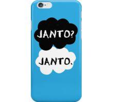 Janto - TFIOS iPhone Case/Skin