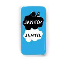 Janto - TFIOS Samsung Galaxy Case/Skin