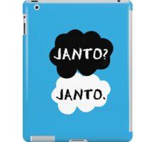 Janto - TFIOS iPad Case/Skin
