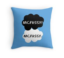 Mcfassy - TFIOS Throw Pillow