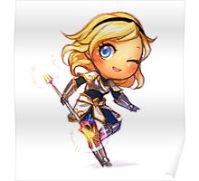 Little Lux Poster