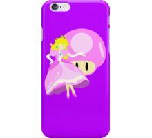 Super Smash Bros Peach iPhone Case/Skin