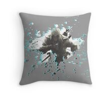 Assassin's Creed 3 Throw Pillow