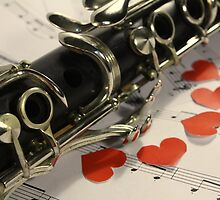 Clarinet Love by Michael Stocks