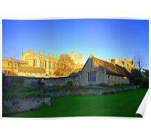 Christ Church(Oxford,UK) Poster