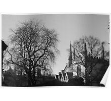 Christ Church1(Oxford,UK) Poster