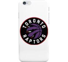 Toronto Raptors Alternate Logo iPhone Case/Skin