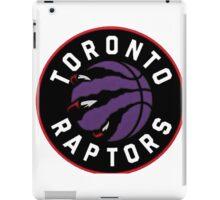 Toronto Raptors Alternate Logo iPad Case/Skin