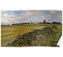 Ravenscar road-North Yorkshire Moors Poster