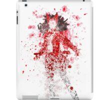 Scarlet Witch Splatter Graphic iPad Case/Skin