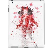 Scarlet Witch Splatter Graphic iPad Case/Skin
