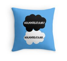Hannigram - TFIOS Throw Pillow