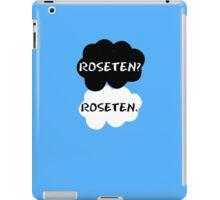 Roseten - TFIOS iPad Case/Skin