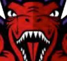Toronto Raptors Redesigned Logo Sticker