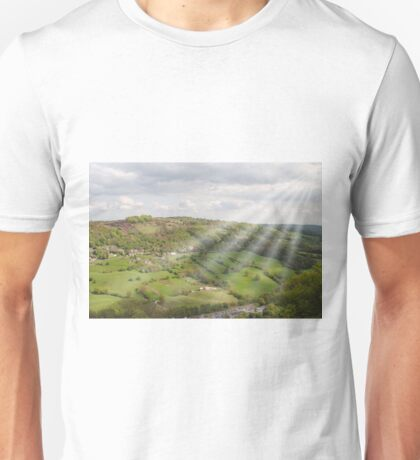 The Hills Have Beams. Unisex T-Shirt