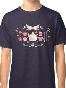 Fairy Tea Time Classic T-Shirt