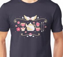 Fairy Tea Time Unisex T-Shirt