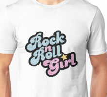 Rock n' Roll Girl Unisex T-Shirt