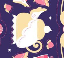 Fairy Tea Time (Sticker) Sticker