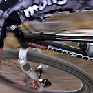 Mountain Bike Blurr by fotosports