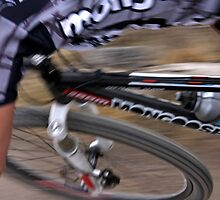 Mountain Bike Blurr by fotosports
