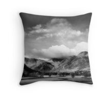 Infrared Langdales Throw Pillow