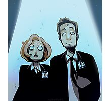 X Files Photographic Print
