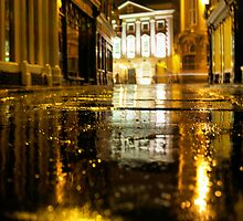 Where the streets are paved with gold by clickinhistory