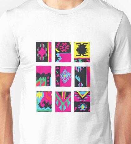 Peruvian Patterns Unisex T-Shirt