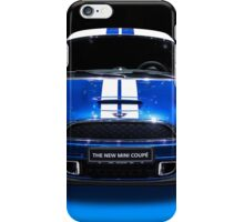 Mini cooper iPhone Case/Skin