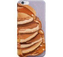 Buttermilk Pancakes Painting iPhone Case/Skin