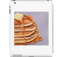 Buttermilk Pancakes Painting iPad Case/Skin