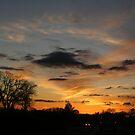 February 27, 2009 Sunset by NancyC