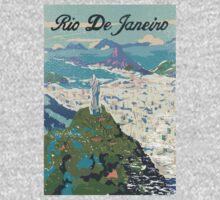 Rio de Janeiro Kids Clothes