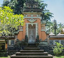 Traditional Village 3 - Bali by Paul Campbell  Photography