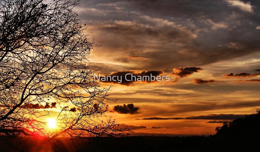 Sunset by NancyC
