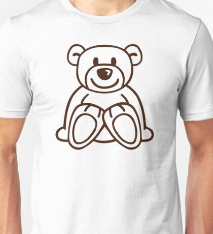 Cute teddy bear Unisex T-Shirt
