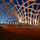 Webb Bridge • South Melbourne • Melbourne by William Bullimore