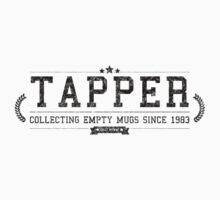 Tapper - Retro Black Dirty by garudoh