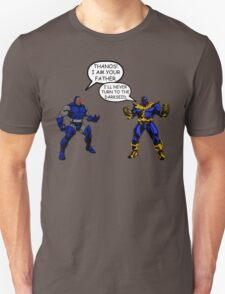 Join the Darkseid Thanos! T-Shirt