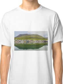 Icelandic Town Classic T-Shirt