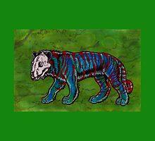 Tiger Skull Beast by TwiceTheGoat