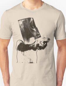 monkey scream monkey shoot Unisex T-Shirt