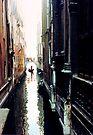 Gondolier by Mojca Savicki