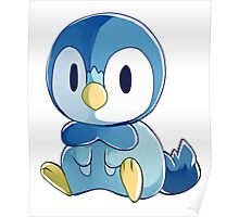 Sinnoh Project - Piplup Poster