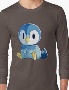 Sinnoh Project - Piplup Long Sleeve T-Shirt