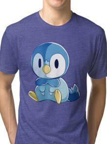 Sinnoh Project - Piplup Tri-blend T-Shirt