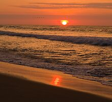 Sunset by juan jose Gabaldon